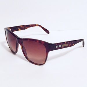 Burberry tortoise nova check 4131 sunglasses